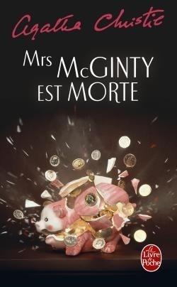 Couverture du livre : Mrs McGinty est morte