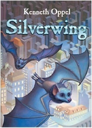 Couverture du livre : Silverwing, Tome 1 : Les ailes de la nuit