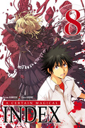 A Certain Magical Index, Tome 8