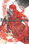 couverture Pandora Hearts, Tome 15