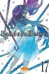 couverture Pandora Hearts, Tome 17