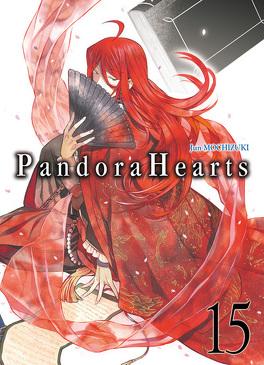 Couverture du livre : Pandora Hearts, Tome 15