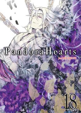 Couverture du livre : Pandora Hearts, Tome 18