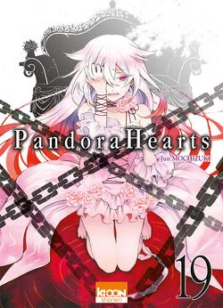 Couverture de Pandora Hearts, Tome 19