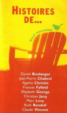 Couverture du livre : Histoires de...