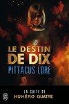 couverture Les Loriens, tome 6 : Le Destin de Dix