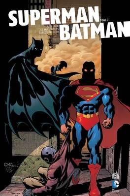 Couverture du livre : Superman/Batman Tome 2