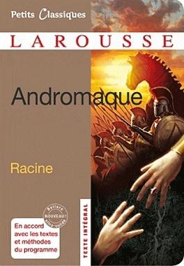 Couverture du livre : Andromaque