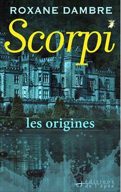 Couverture du livre : Scorpi, Hors-Série : Les origines