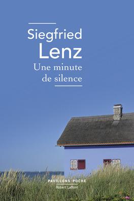 Couverture du livre : Une minute de silence