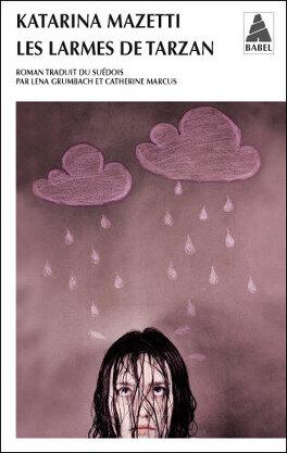 Couverture du livre : Les Larmes de Tarzan
