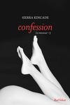 couverture La masseuse, Tome 3 : Confession