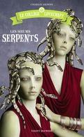 Le collège Lovecraft tome 2 : Les sœurs serpents