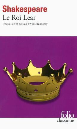 Couverture du livre : Le Roi Lear