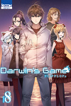 couverture Darwin's Game, Tome 8