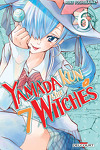 couverture Yamada-kun & the 7 witches, Tome 6
