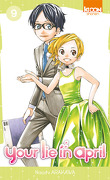 Your lie in april, tome 9