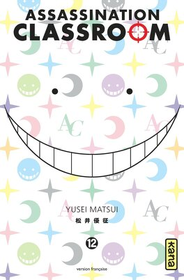 Couverture du livre : Assassination Classroom, Tome 12