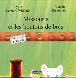 Couverture du livre : Missouris et les boutons de bois