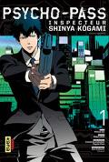 Psycho-pass - Inspecteur Shinya Kogami, tome 1