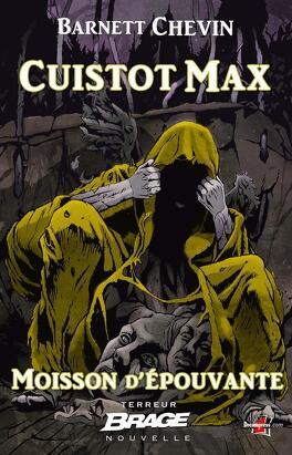 Couverture du livre : Cuistot Max