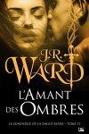 couverture La Confrérie de la dague noire, Tome 13 : L'Amant des ombres