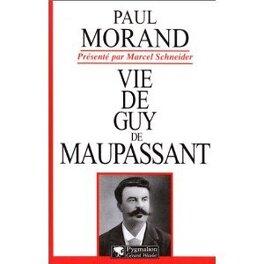 Couverture du livre : Vie de Guy de Maupassant