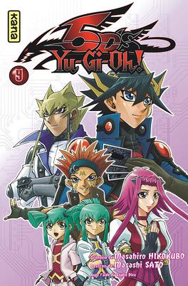 Couverture du livre : Yu-Gi-Oh! 5D's, Tome 9
