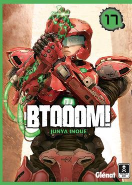 Couverture du livre : Btooom! tome 17