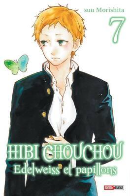 Couverture du livre : Hibi Chouchou - Edelweiss & Papillons, tome 7