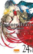 Pandora Hearts, Tome 24+1 : Guide officiel