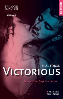 Couverture du livre : Quantum, tome 3 : Victorious
