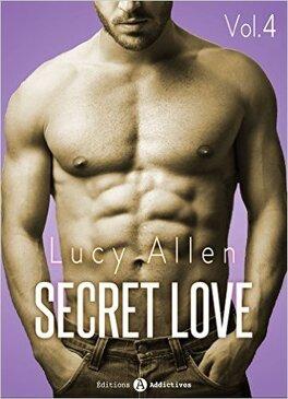 Couverture du livre : Secret Love, Tome 4
