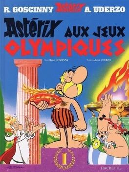 Couverture du livre : Astérix, Tome 12 : Astérix aux jeux Olympiques