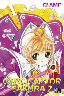 Couverture du livre : Card Captor Sakura, Tome 2