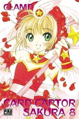 Couverture du livre : Card Captor Sakura, Tome 8