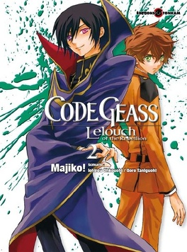 Couverture du livre : Code Geass - Lelouch of the Rebellion - Tome 2