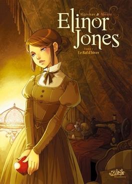 Couverture du livre : Elinor Jones, Tome 1 : Le Bal d'Hiver