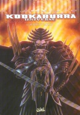 Couverture du livre : Kookaburra Universe, Tome 6 : Le serment Dakoïd