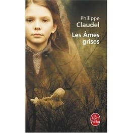 Couverture du livre : Les Âmes grises