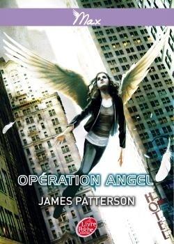Couverture de Max, Tome 1 : Opération Angel