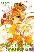 Card Captor Sakura, Tome 6