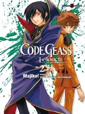 Code Geass - Lelouch of the Rebellion - Tome 2