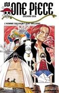 One Piece, Tome 25 : L'homme qui valait 100 millions