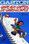 couverture Gaston, Tome R3 Gare aux gaffes du gars gonflé