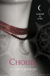 couverture La Maison de la Nuit, Tome 3 : Choisie