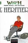 couverture Largo Winch, tome 1 : L'Héritier