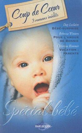 Couverture du livre : Bébé-surprise