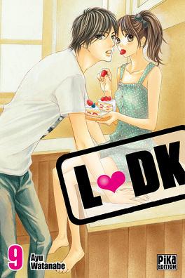 Couverture du livre : L-DK, tome 9