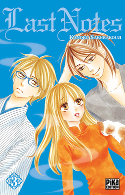Couverture de Last notes, tome 3